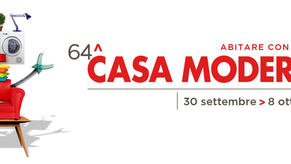 64 edizione della fiera della casa moderna passione e for Casa moderna 64