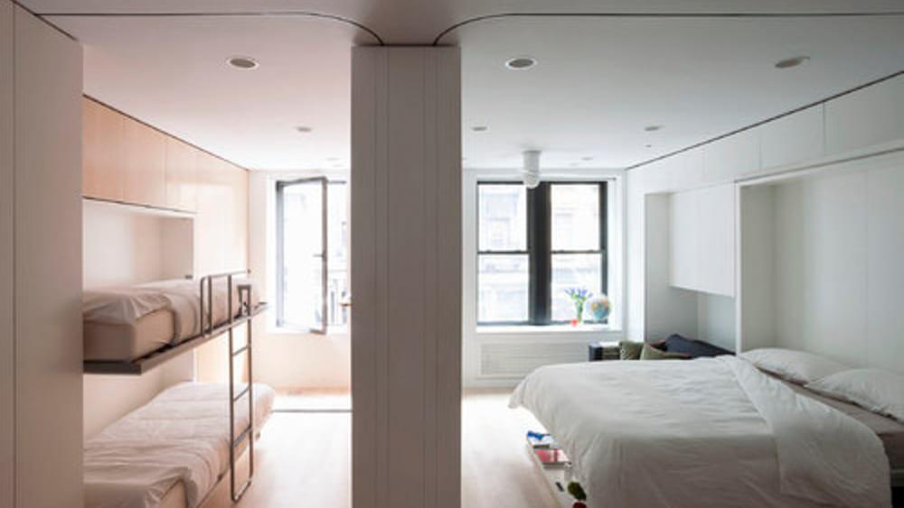 Come dividere una camera in due