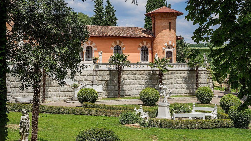 Il castello di spessa si svela al pubblico eventi a udine - Castello di casanova elvo ...