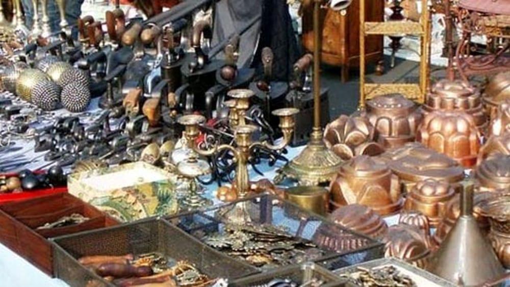 Fiera del mercato dell 39 antiquariato a palmanova eventi a udine for Arezzo antiquariato