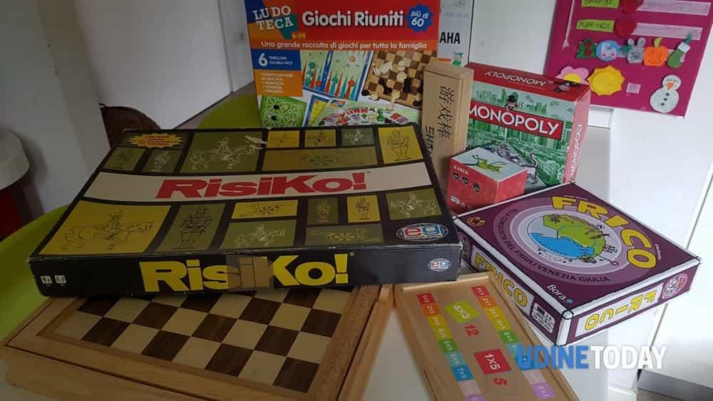 In 10 locali di udine al posto delle slot arrivano i giochi da tavolo - Jumanji gioco da tavolo ...
