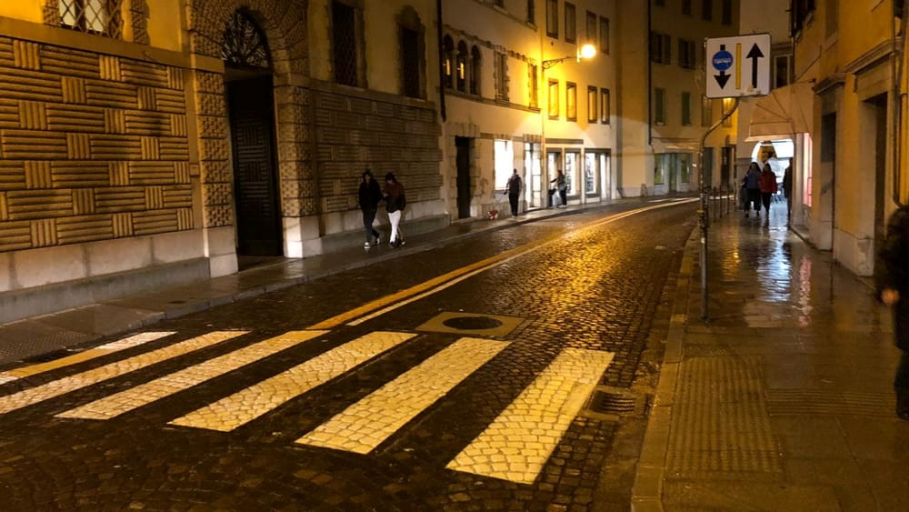 Via Gemona e Via Aquileia riaperte al traffico - Udine Today