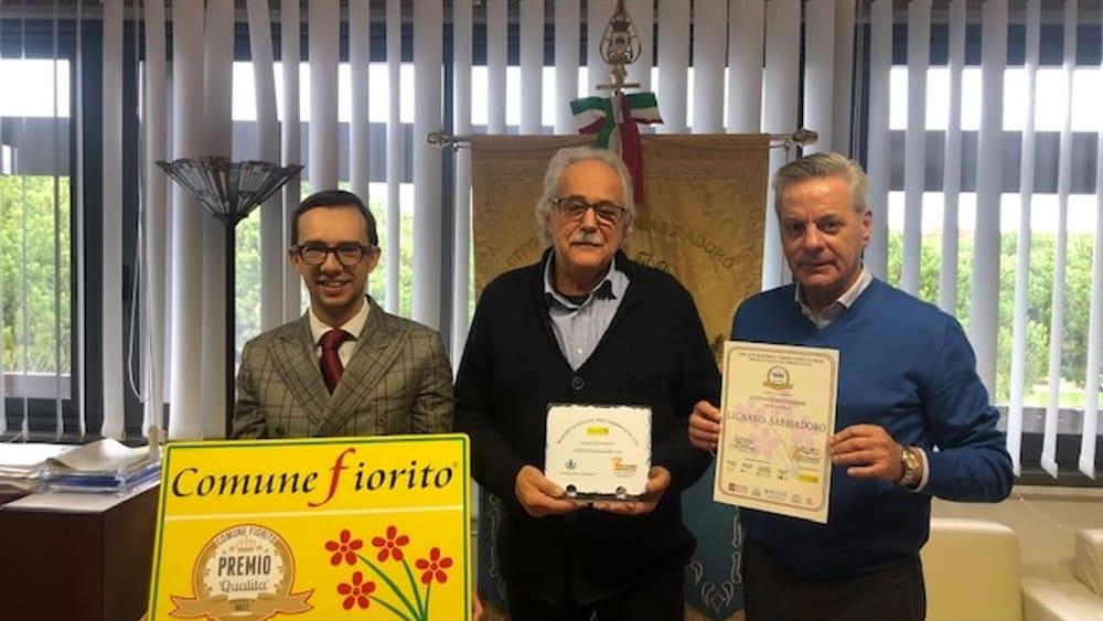 Lignano Sabbiadoro diventa Comune fiorito - Udine Today
